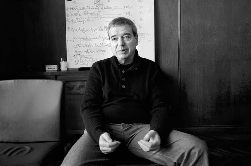 Gustavo Scheps, decano de la Facultad de Arquitectura de la Universidad de la República. Foto: Sandro Pereyra