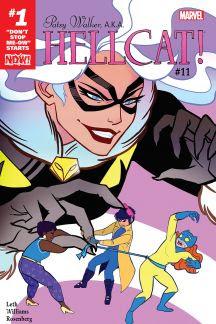 Patsy Walker, A.K.A. Hellcat! #11