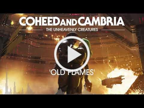 Coheed and Cambria: Old Flames (Official Audio)