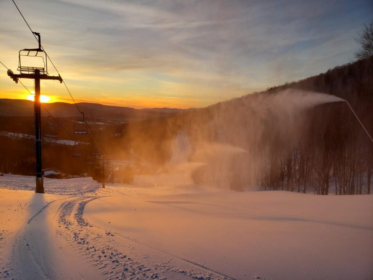 Plattekill Snowmaking