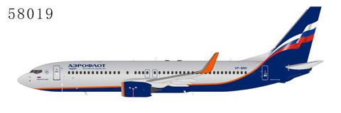 Boeing 737-800 Aeroflot VP-BMO | is due July 2019