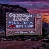 Goulding's LODGE MEALS TOURS GIFT SHOP