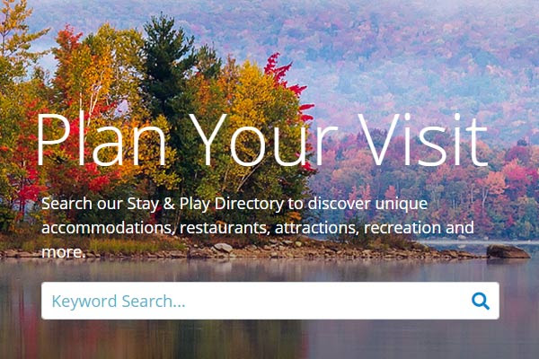 Stay and Play Directory - Plan Your Visit