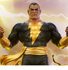 DC Comics Black Adam 1/6 Scale Maquette