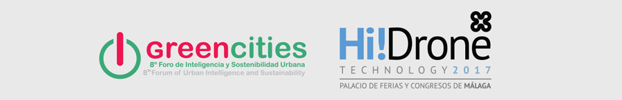 Invitación Greencities / Hidrone