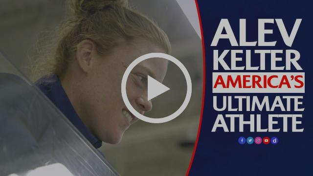 Alev Kelter: America's Super Athlete