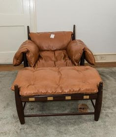 Brazilian Saddle Chair sold for a whopping $2,650 in the Philadelphia area (Jenkintown) MaxSold Online Auction.