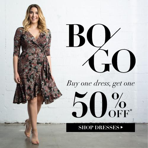 Kiyonna SALE ALERT - Dresses A...