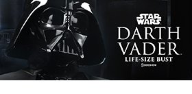 DARTH VADER LIFE-SIZE BUST