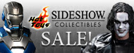 HOT TOYS AND SIDESHOW SALE
