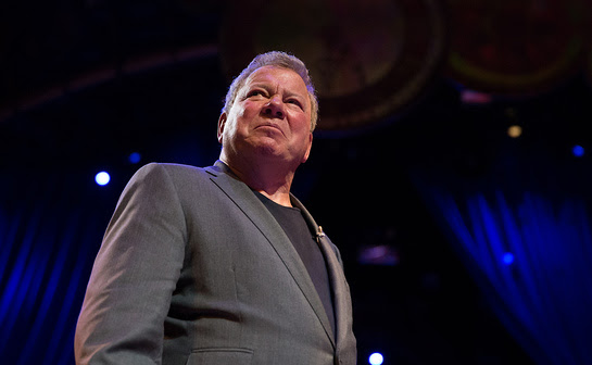 William Shatner Performs At One Night For One Drop