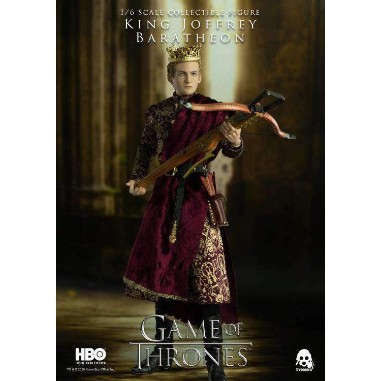 Image of Game of Thrones Joffrey Baratheon 1/6 Scale Figure - Q4 2019