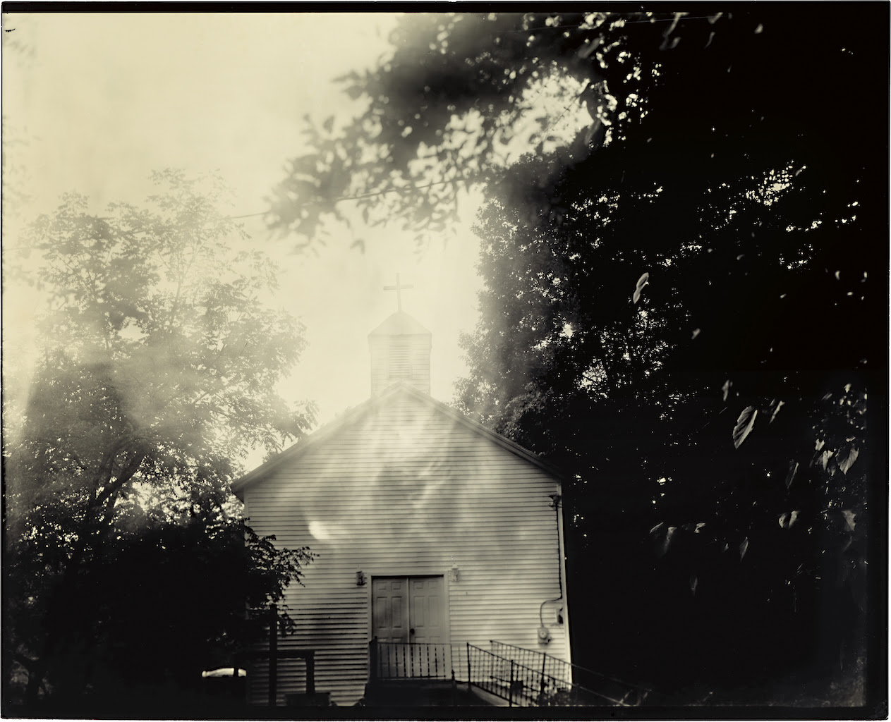 Sally Mann,  (American, born 1951), St. Paul African Methodist Episcopal, 2008-2016, gelatin silver print, Collection of the artist. Image © Sally Mann.