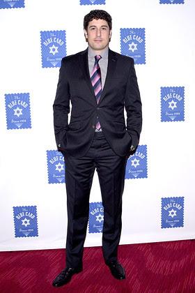 Jason Biggs Hosts The Blue Card's annual gala