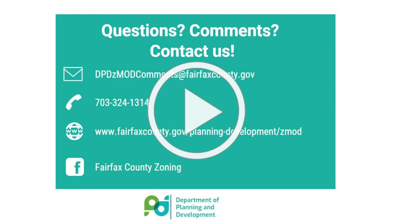 Fairfax County Proposes New Accessory Dwelling Unit Regulations