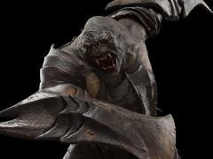THE HOBBIT WAR TROLL PREMIUM STATUE
