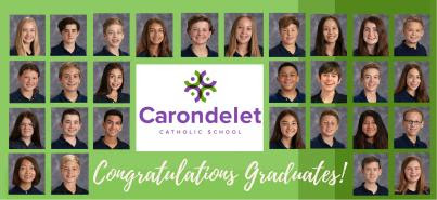 News Notes/Carondelet Graduates 2020.png