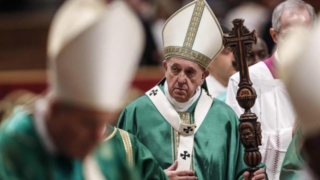 Papa diz que Arquivo Secreto do Vaticano não é assim tão secreto