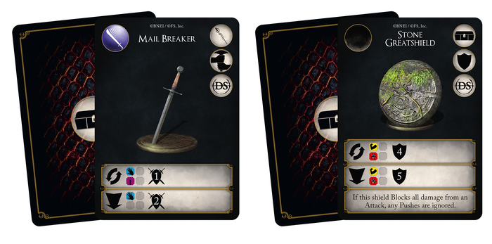 Collect items, evolve your deck and prepare to face the dark...