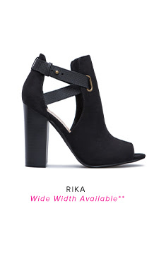 RIKA WIDE WIDTH AVAILABLE