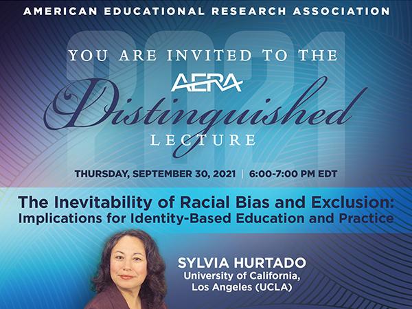 AERA Distinguished Lecture