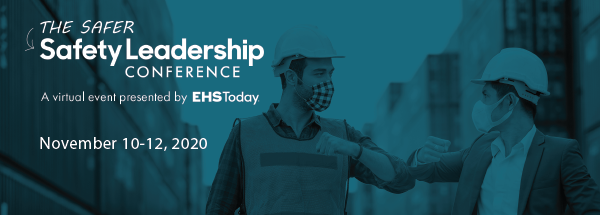 Safety Leadership Conference | November 10-12, 2020