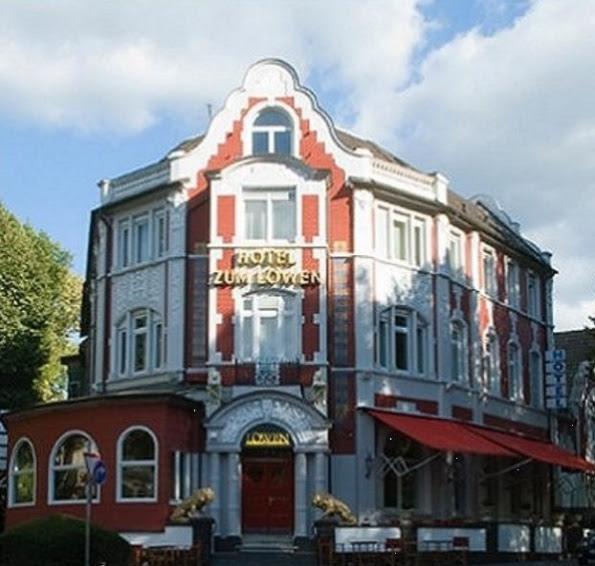 Beschreibung: Löwen Bad Godesberg