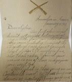 Sahler letter