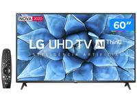 Smart TV 4K LED 60? LG 60UN7310PSA Wi-Fi Bluetooth