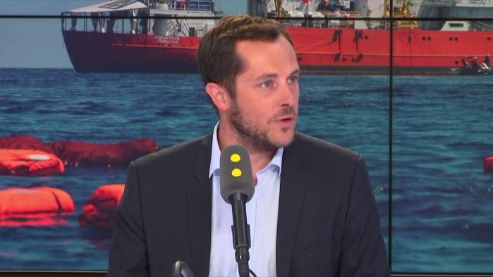 """VIDEO. """"Aquarius"""": """"Il y a une volonté des 'immigrationnistes' de culpabiliser les nations et les peuples européens"""", estime Nicolas Bay"""