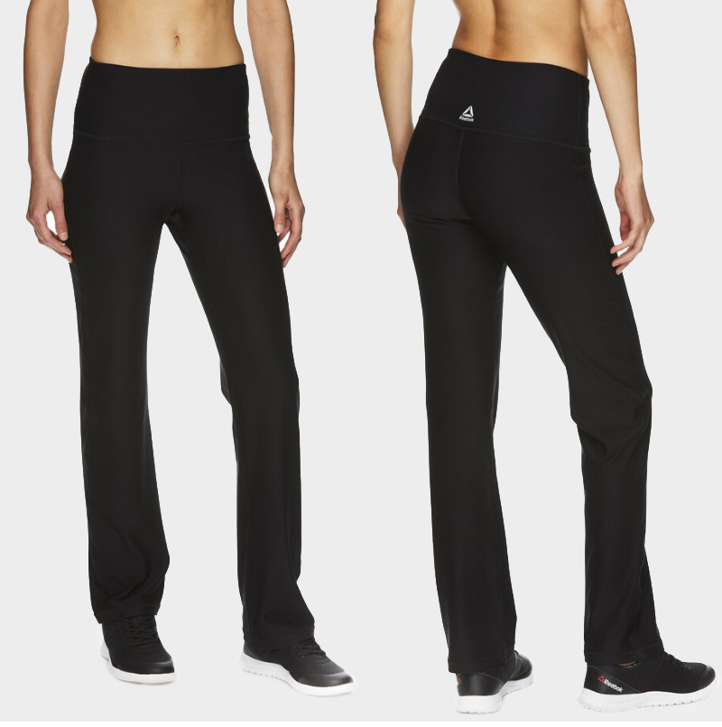 $12.99 (reg $60) Proozy Reebok Women's Lean Highrise Running Pants