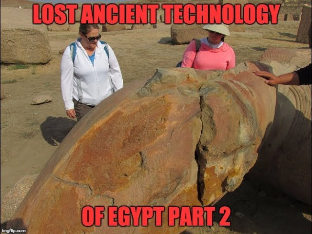 Lost Ancient High Technology Of Egypt 2017 Update: Tanis And Aswan  Sddefault