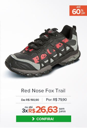 Red Nose Xtrail