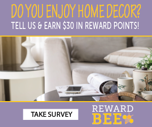 Reward Bee: Earn $30 Reward Points