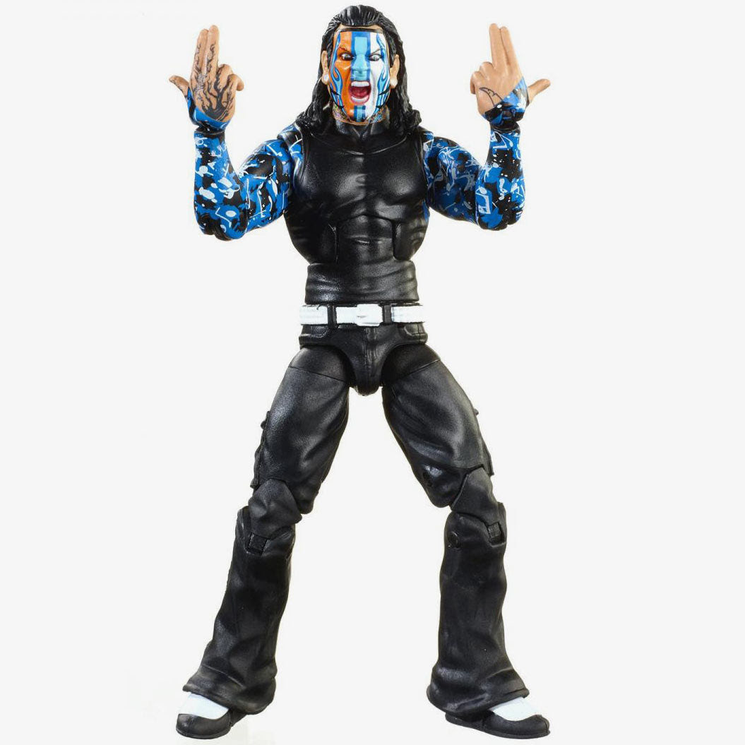 Image of WWE Wrestling Elite Collection Series 67 - Jeff Hardy