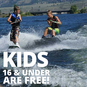 Kids are free