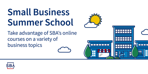 Take advantage of SBA's online courses on a variety of business topics