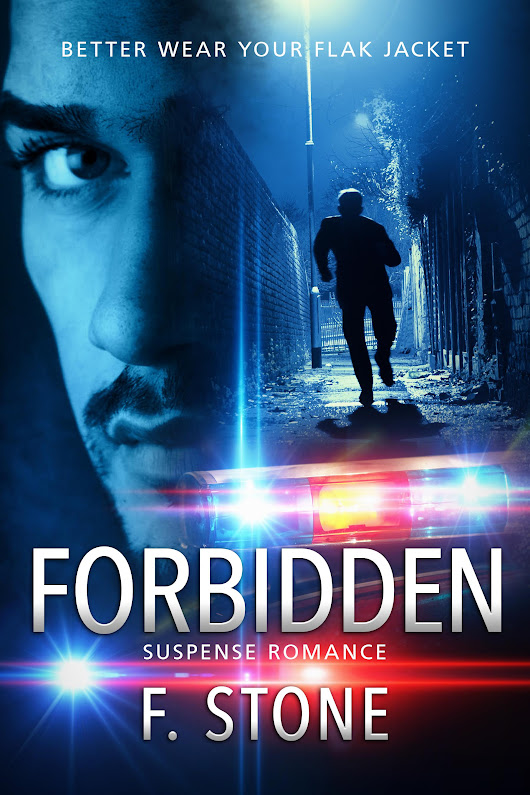 Partners In Crime Book Tour – FORBIDDEN, Better Wear Your Flak Jacket, Honey
