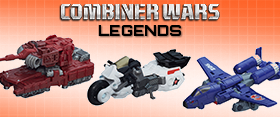COMBINER WARS SERIES 03 LEGENDS