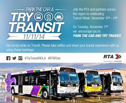 Transit Week