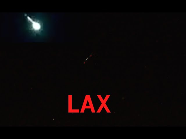 Green Meteor Fireball Streaks over Southern California Skies Sddefault