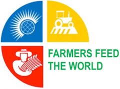 Farmers Feed The World Logo