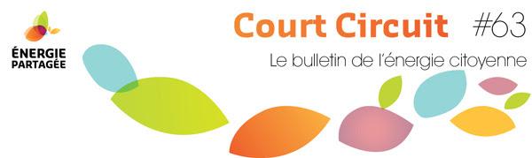 Court Circuit 63 - Le bulletin de l'énergie citoyenne