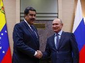 El mandatario venezolano recordó que en marzo de 2019 se celebrará en Moscú una comisión mixta que permitirá seguir avanzando en las relaciones.