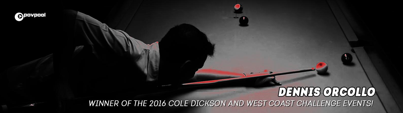 2017 Orcollo wcs dickson