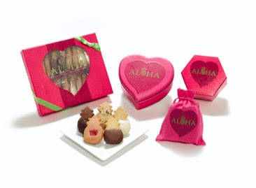 Honolulu Cookie Company Valentine's Day Collection