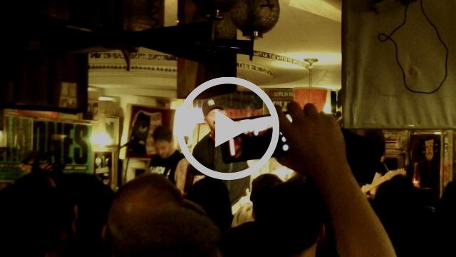 CJ Ramone 2015 Berlin Ramones Cafe and Museum