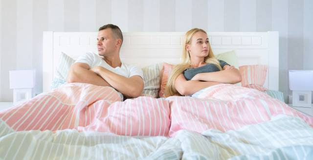 Not having sex? Seven surprising ways your health can be affected