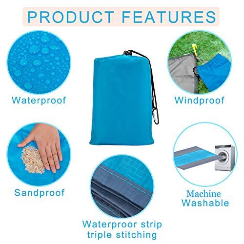 Image result for sand proof beach blanket