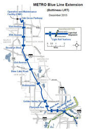 Blue Line LRT